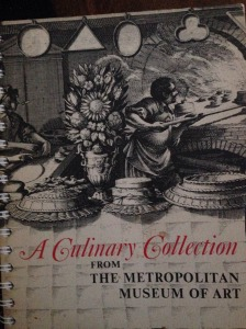 "The 1973 ""A Culinary Collection From the Metropolitan Museum of Art."""