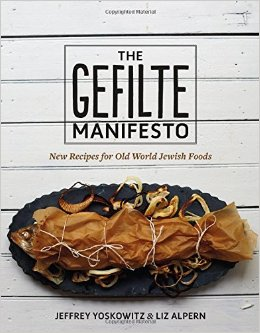 The cover for The Gefilte Manifesto.