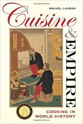 Cuisine and Empire book cover
