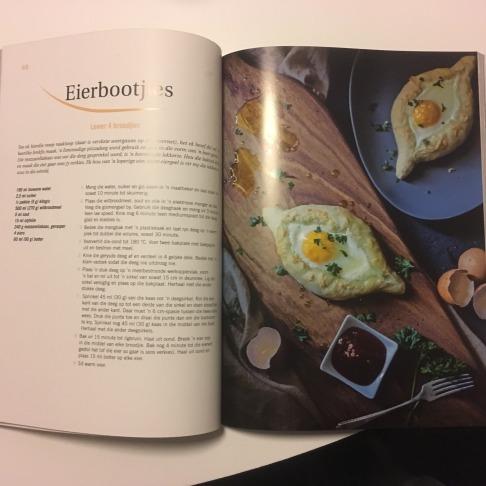 Eierbootjies recipe in Afrikaans